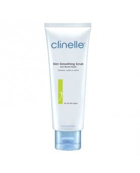 Clinelle Skin Smoothing Scrub with Marine Beads 75ml
