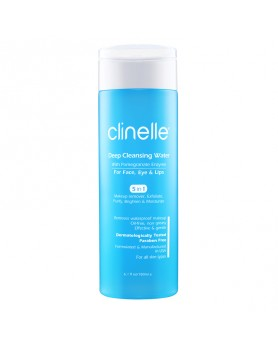 Clinelle Deep Cleansing Water 180ml